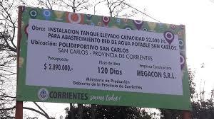 San Carlos, Corrientes.
