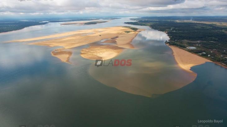 BAJANTE DEL RIO PARANA