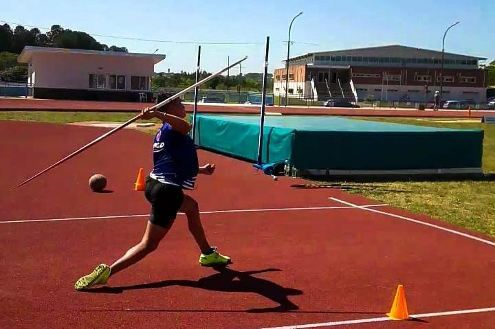 sudamericano de atletismo