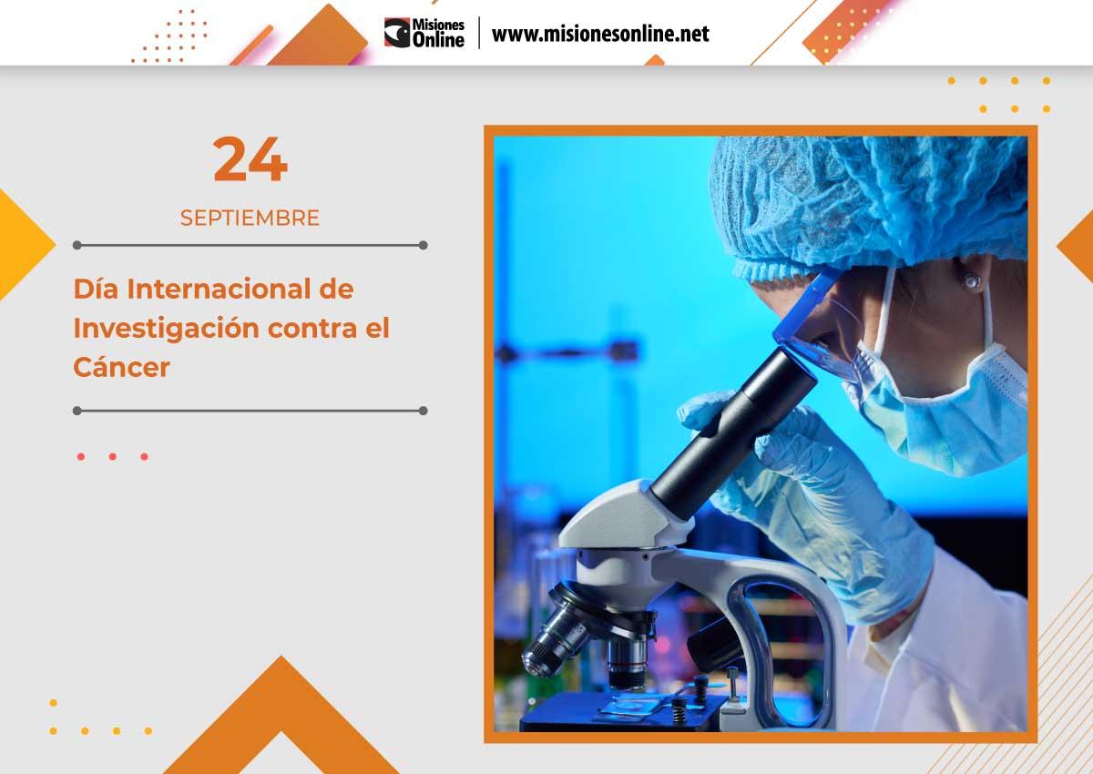 Día de la investigación contra el cáncer