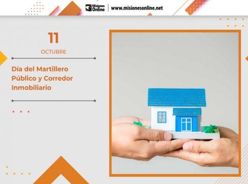 Día del Martillero Público y Corredor inmobiliario