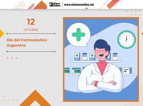 Día del Farmacéutico Argentino