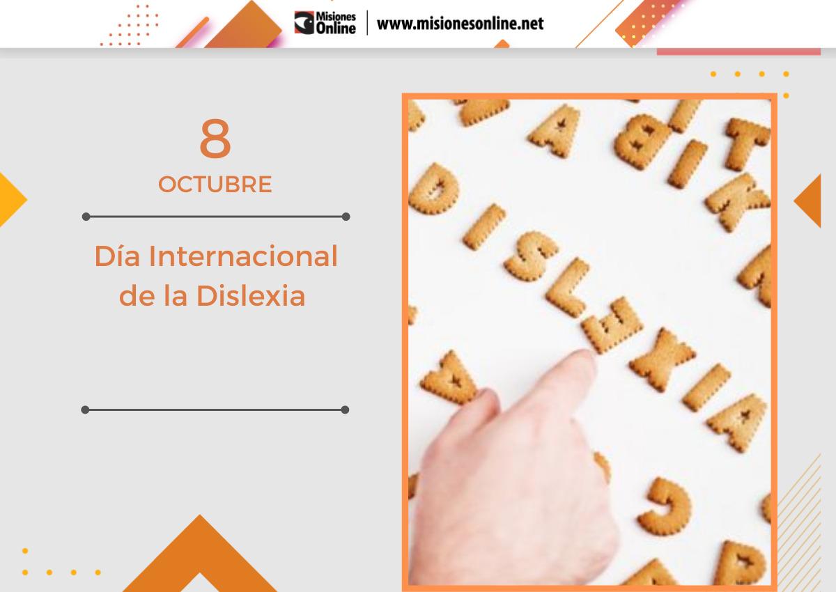 Día internacional de la dislexia
